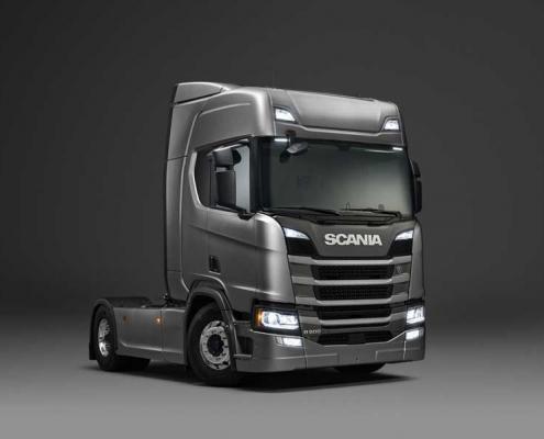 Diseño Web página camiones