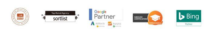 Certificaciones agencia marketing online