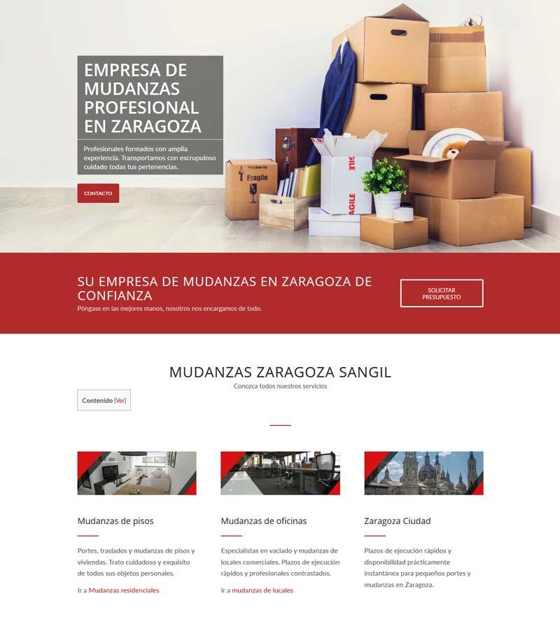 Diseño web actual